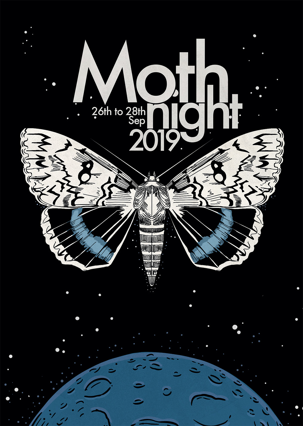 Moth Night 2019 flier